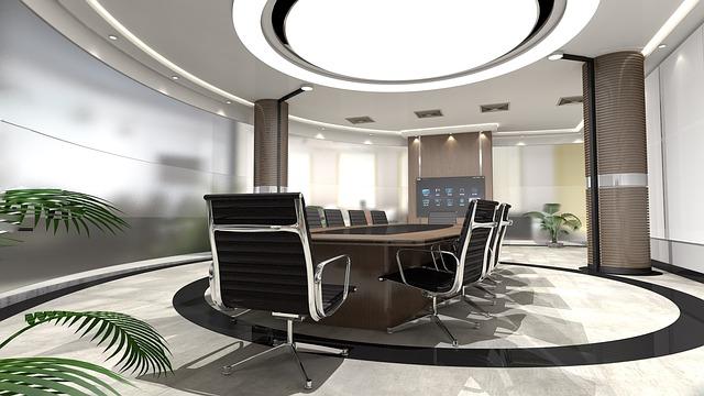 kruhová místnost