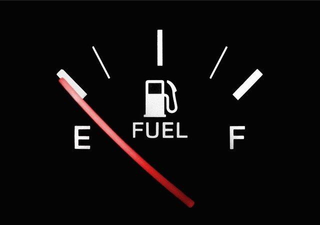 ukazatel paliva