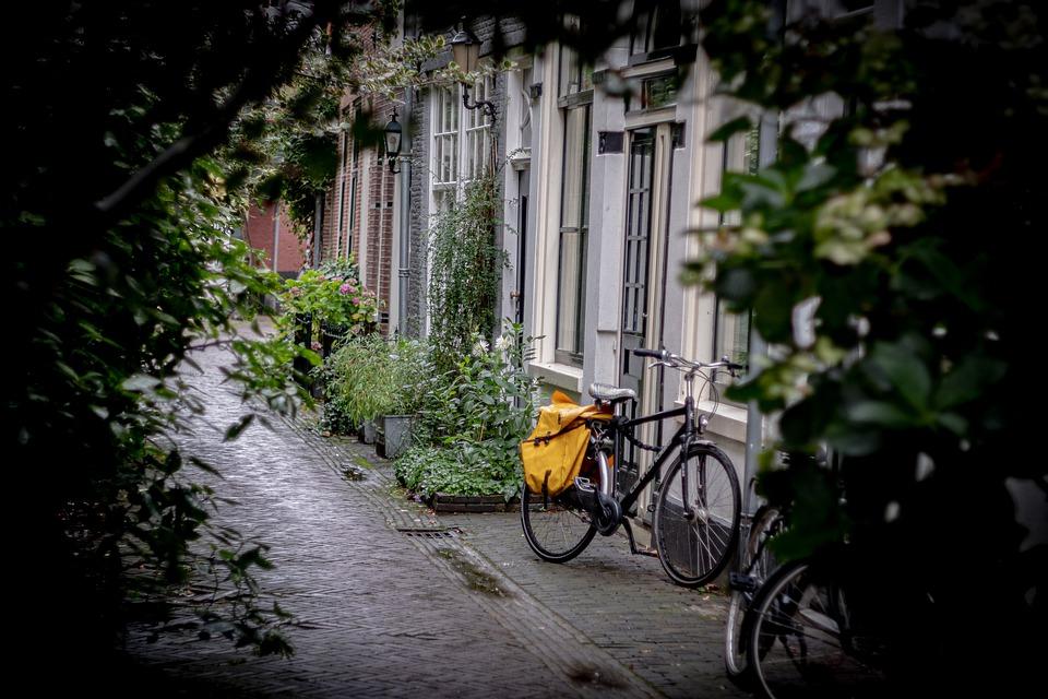 kolo v ulici